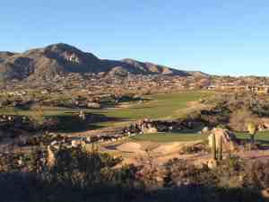 Desert Mountain Scottsdale Golf