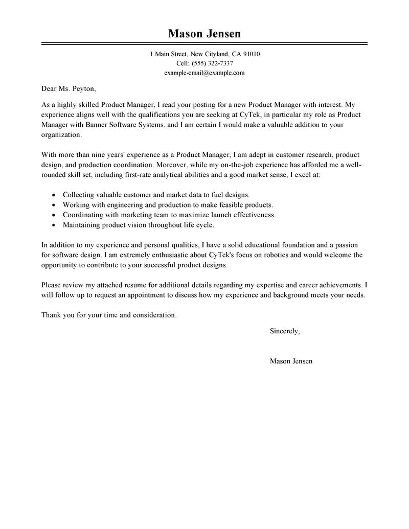 Cover Letter Example Travel Agent Cover Letter Example Closing Cover Inside  First Paragraph Of Cover Letter
