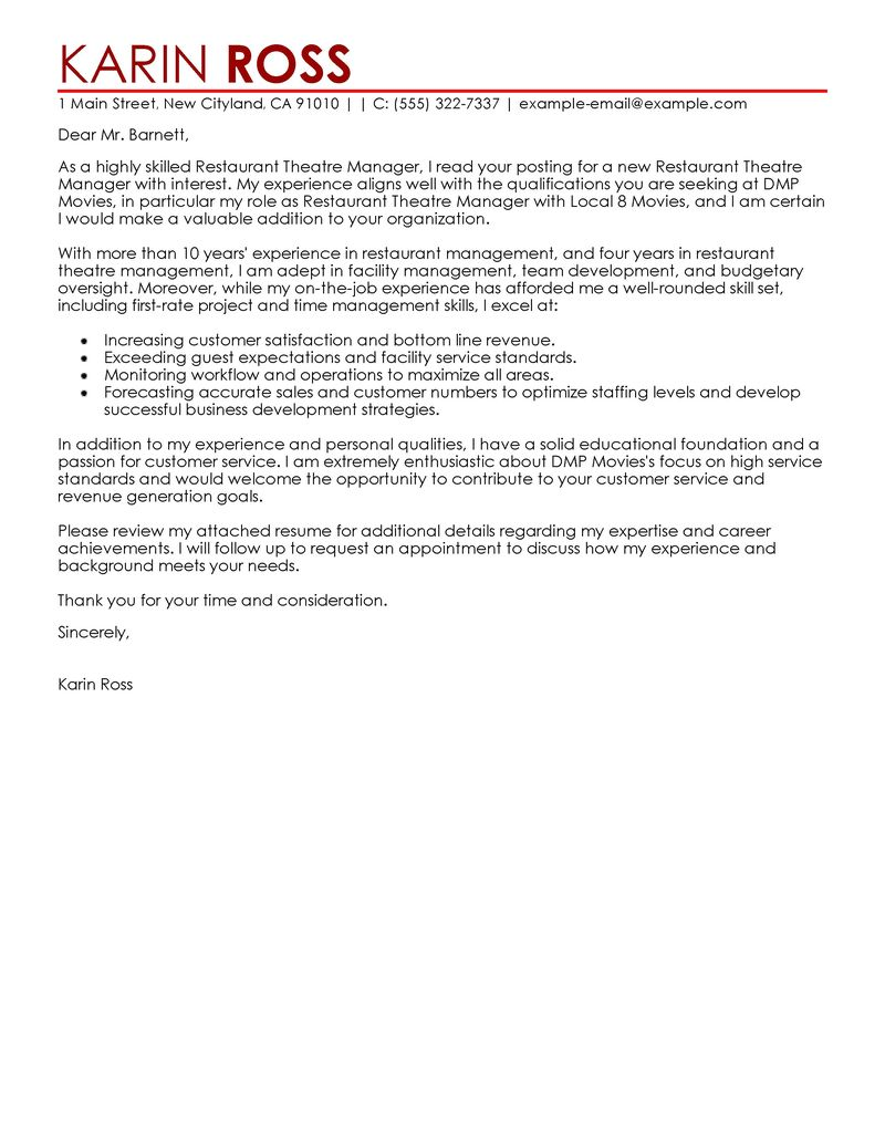 Security Manager Cover Letter Gallery - Cover Letter Ideas