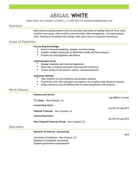 marketing internship resume internship sample resume internship template marketing internship resume internship sample resume internship template - Resume For Internship Sample