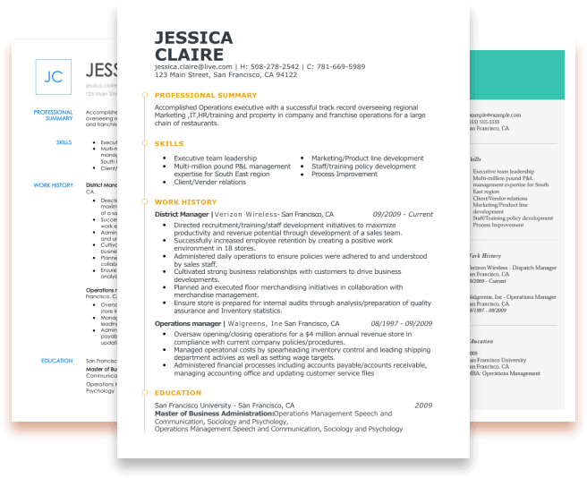 3 Resume Formats For 2020 5 Minute Guide