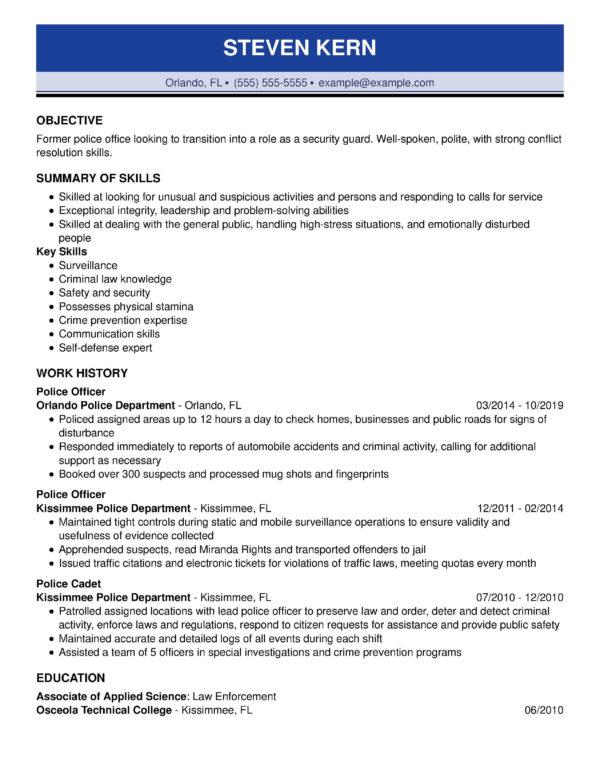 Eye Grabbing Resume Objectives Examples