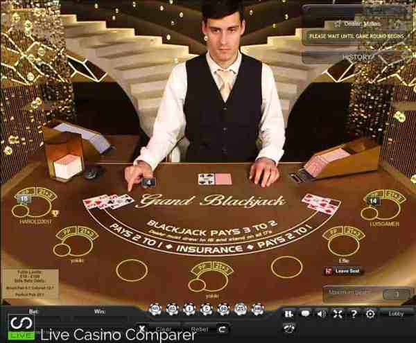 William Hill Live Casino Review twos better than one