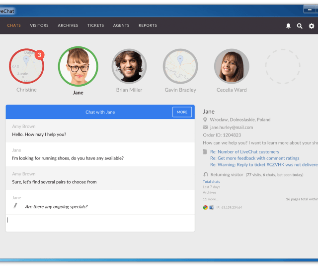 Livechat Download Windows Application