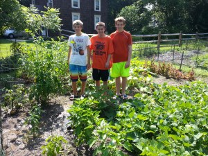 Live Civilly Volunteers - Coriell Brothers