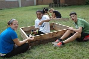 Live Civilly Gardening Initiatives Volunteers