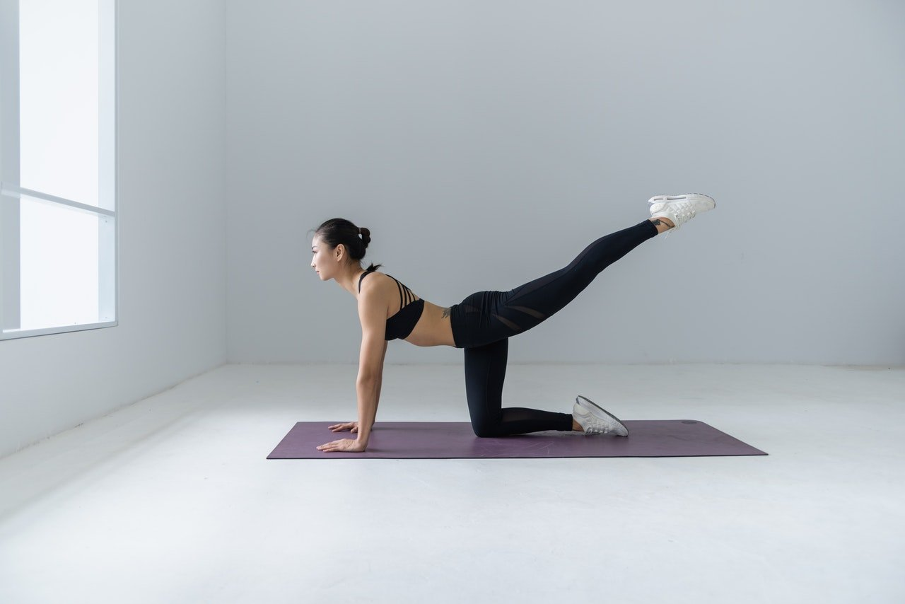 10 Yoga Poses For Glutes & Hips Make Glutes Strong & Better