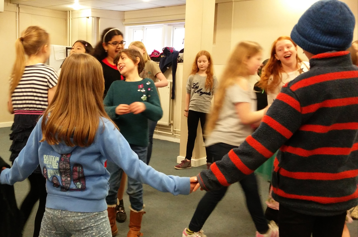 Live Drama – Youth theatre, summer projects and drama
