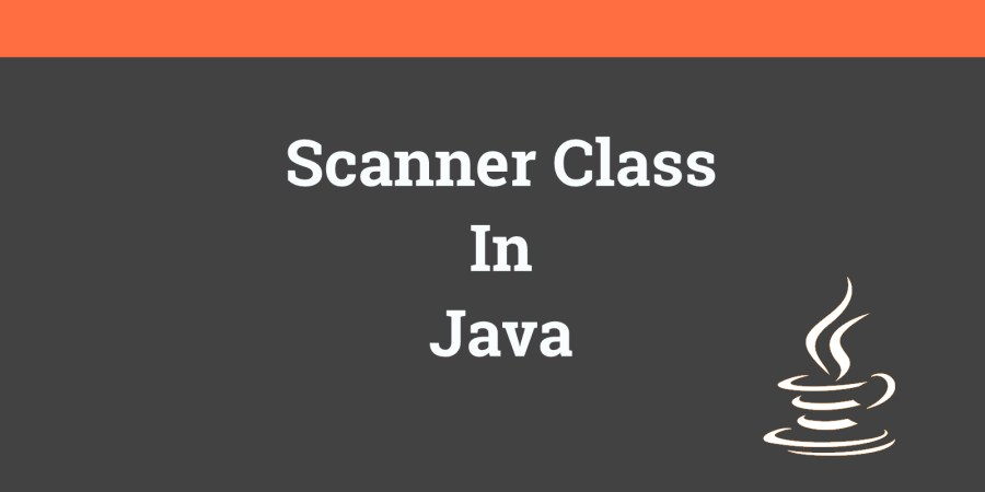 Scanner Class in java