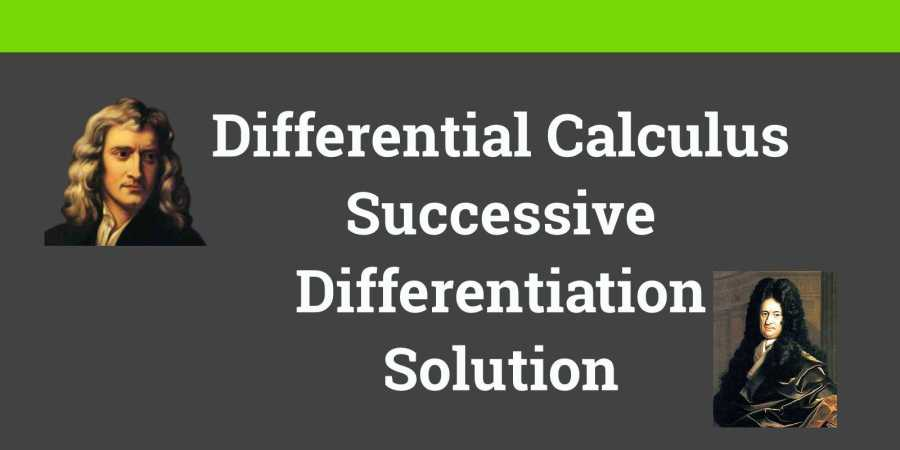 Successive Derivative Featured