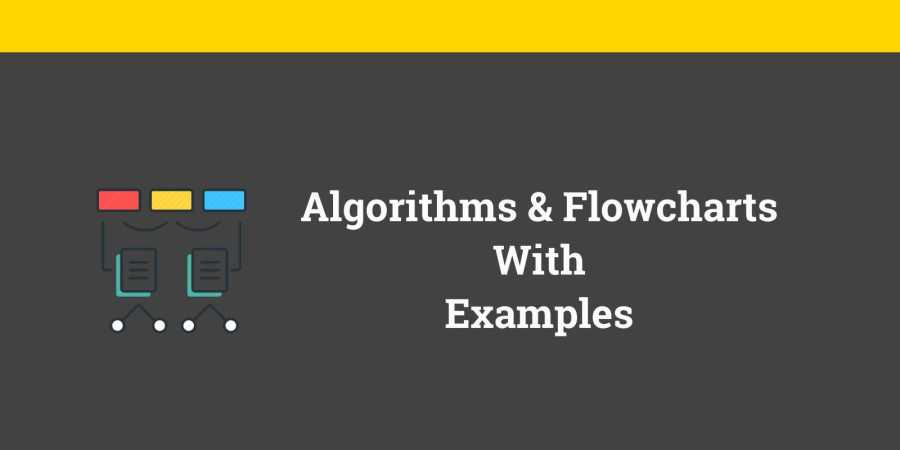 Algorithm and flowchart 01