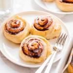 Easy Vegan Cinnamon Rolls With Freezer Options Live Eat Learn