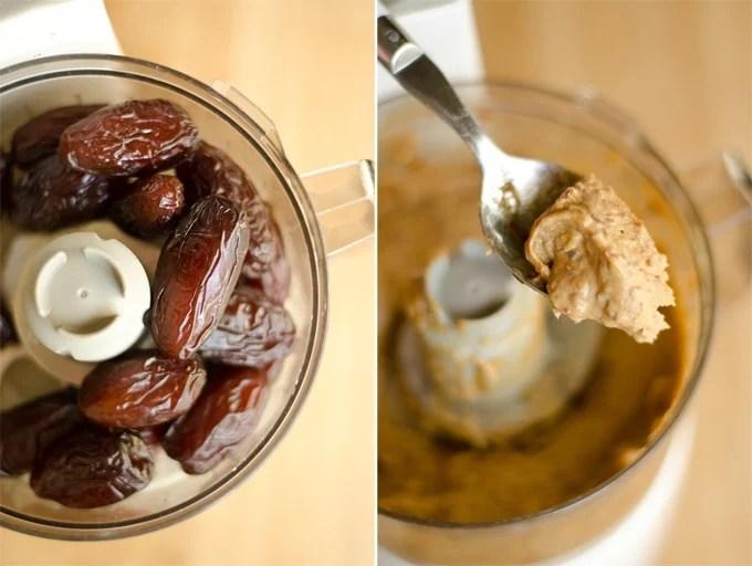 Hazel-Date Chocolate Spread