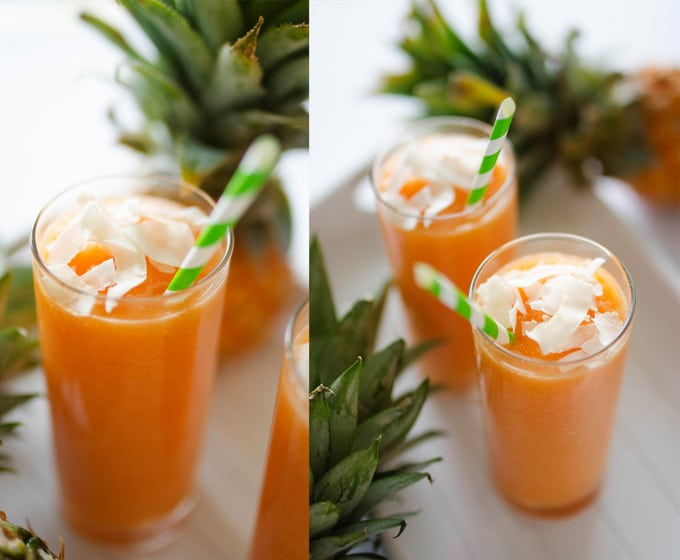 Pineapple-Carrot-Smoothie