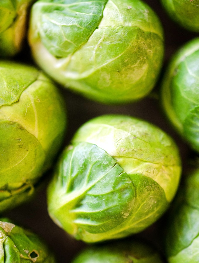 A Shout Out to Brussels Sprouts