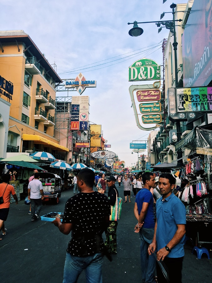 A Week in Thailand