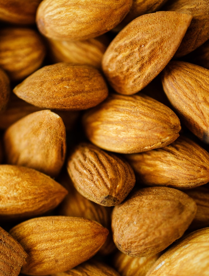 Going Nuts Over Almonds