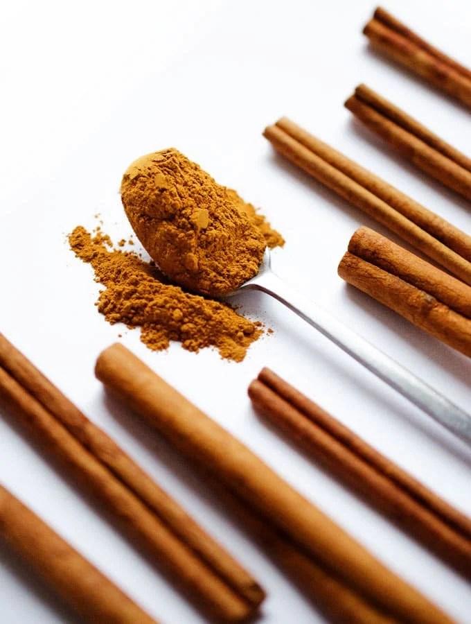 Let's Get Cinnamon-y