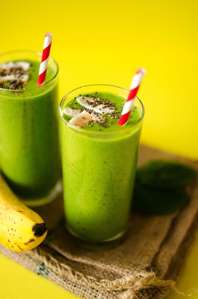 Want to try green smoothies but don't know where to start? This simple guide takes you from zero to deliciously green in just 5 minutes!