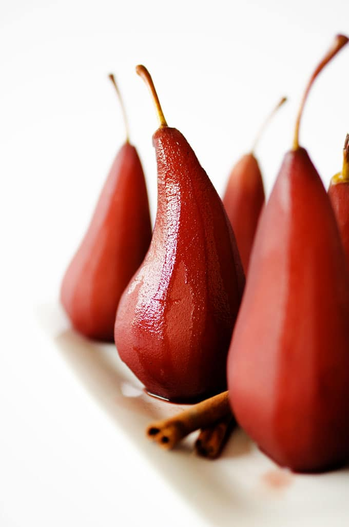 Red poached pears - Our spotlight ingredient is cloves, so here are 7 tasty clove recipe ideas (both sweet and savory) to start you off.