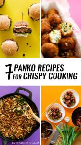 These 7 genius panko recipes show you just how adaptable (and necessary) Japanese breadcrumbs are in cooking. Ready to get deliciously crispy?
