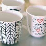 20 Cool Diy Sharpie Mug Ideas To Enhance Your Mug S Beauty Live Enhanced