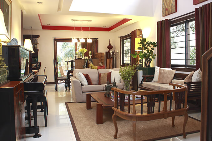 Attractive Interior Designs For Small Houses In the ... on House Interior Ideas  id=48620