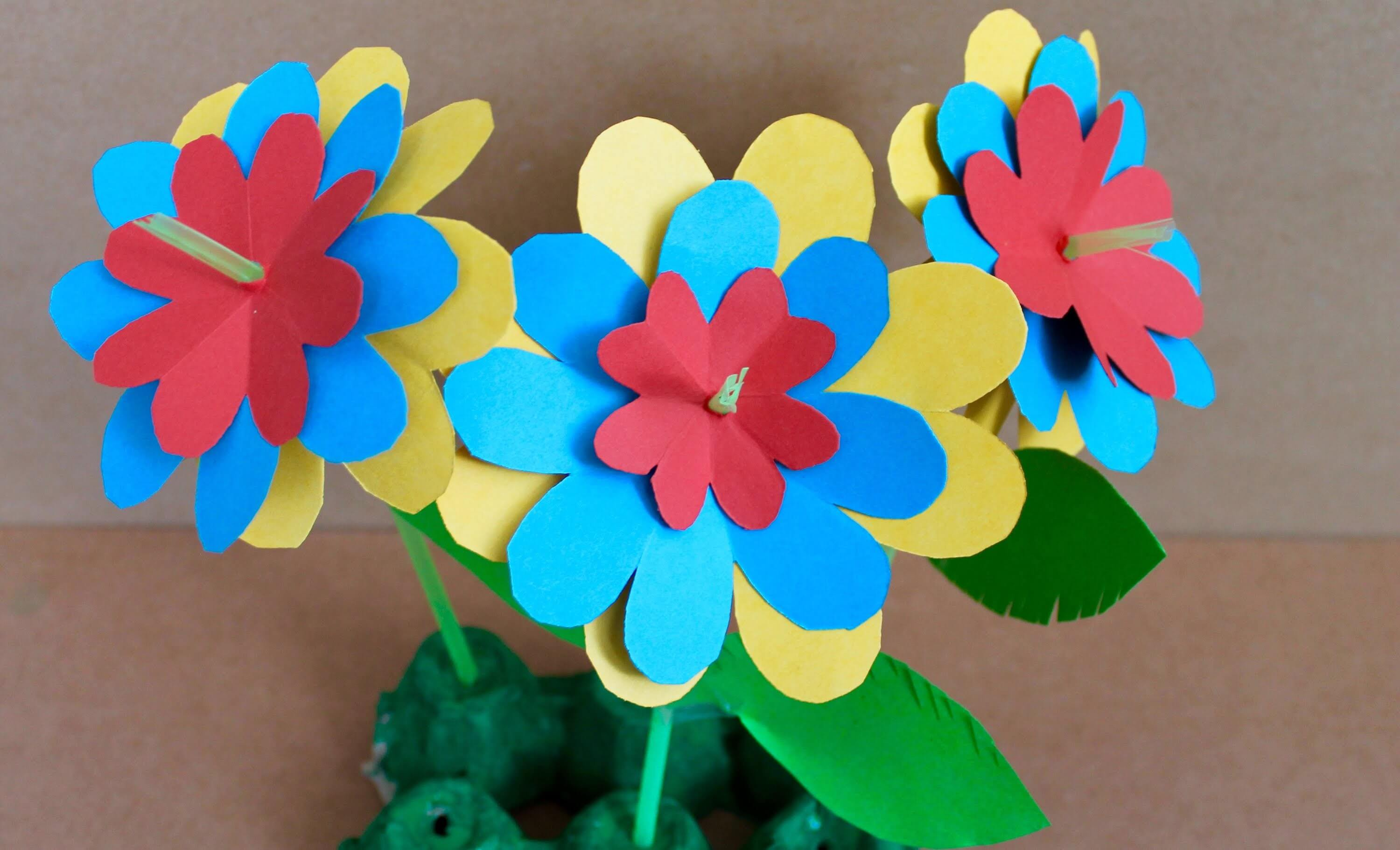 17 Simple Amp Most Funny Diy Paper Crafts For Kids