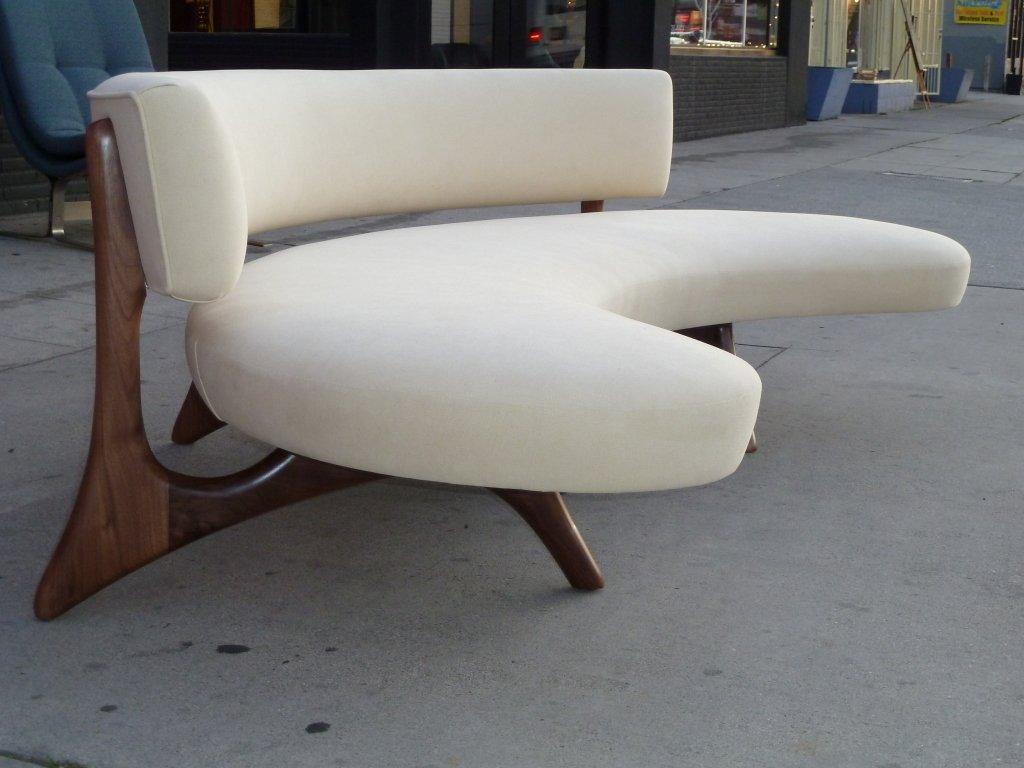 amazing contemporary curved sofa