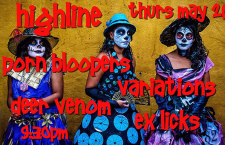 #GoToTheShow: Deer Venom Live @ The Highline 5/26