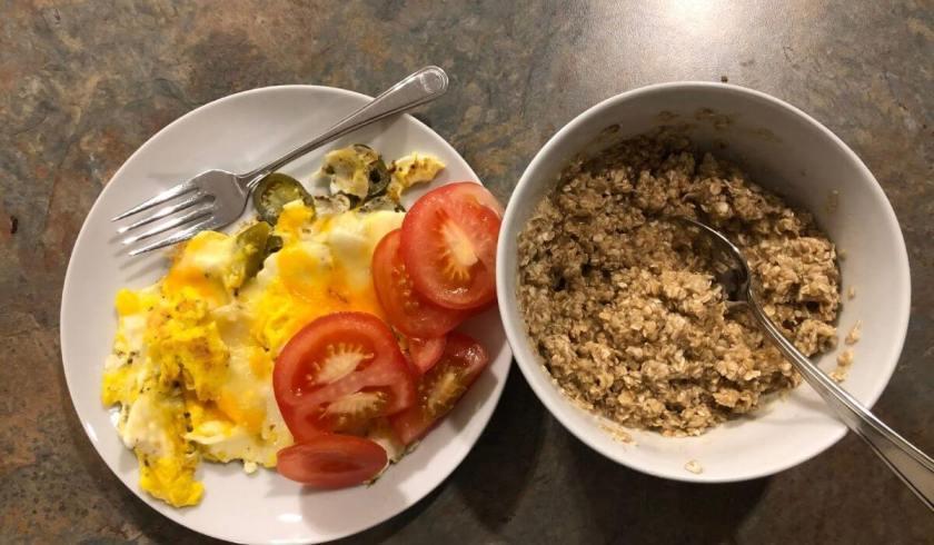 bodybuilding breakfast