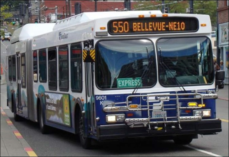 Seattle Bus Route