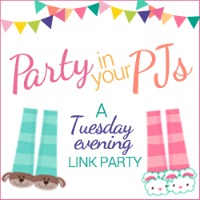 Party in Your PJ's Blog Party