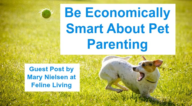 LiveFrugaLee Economically Smart Pet Parenting