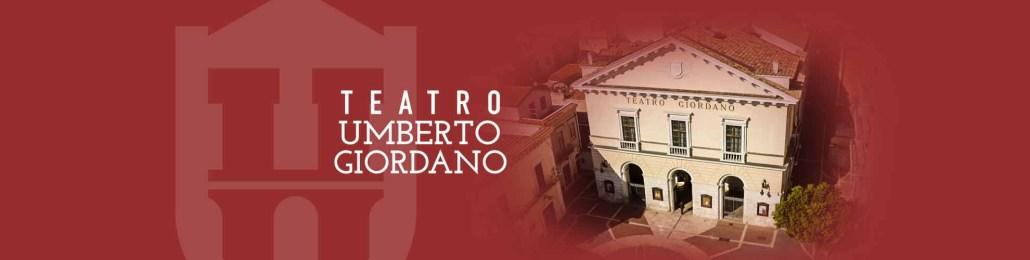 Stagione Streaming Teatro U. Giordano Foggia
