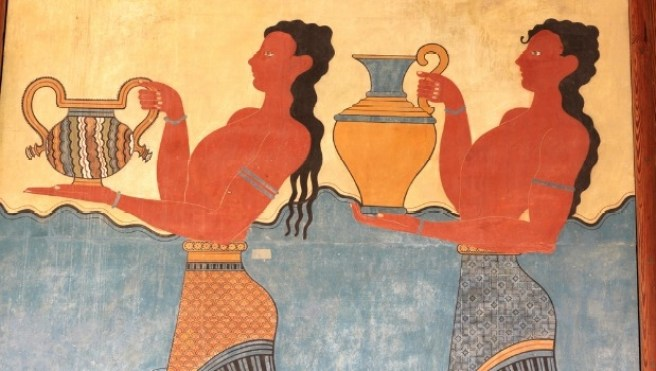 Image result for Ancient Greek feasting
