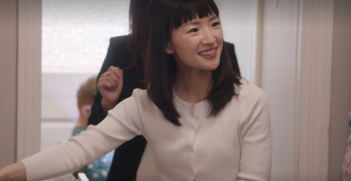 Marie Kondo death cleaning