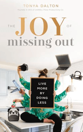 The joy of missing out, wellness books