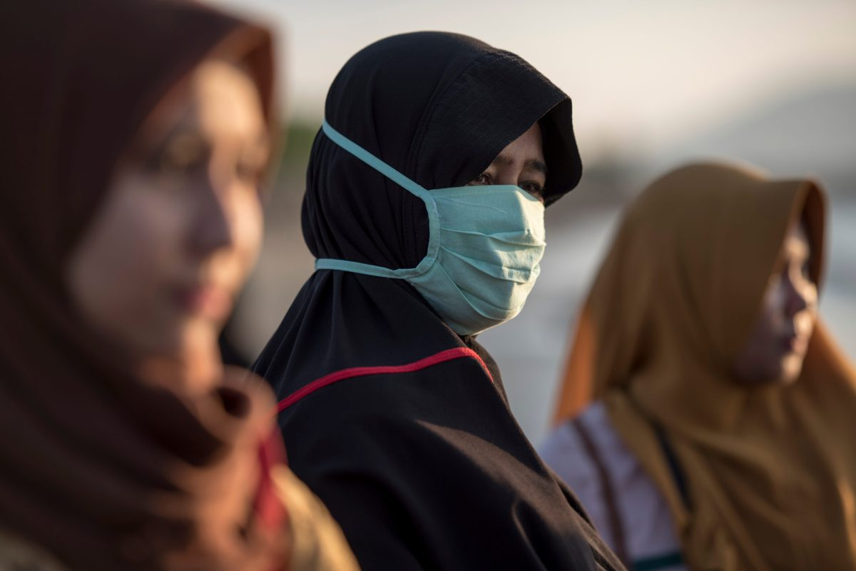 Can climate preparedness mitigate emerging pandemics?