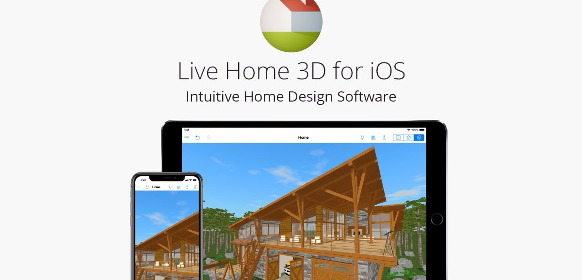 Home Interior Design App For Ipad And Iphone — Live Home 3D | Live Home 3D Stairs | Chief Architect | Building | Floor Plan | Stair Treads | 3D Pro