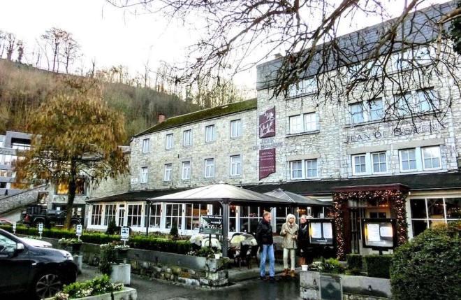 Durbuy Restaurant Jean de Boheme