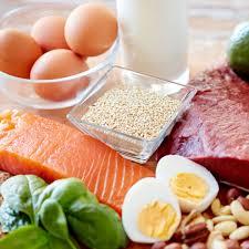 High Protein Diet.