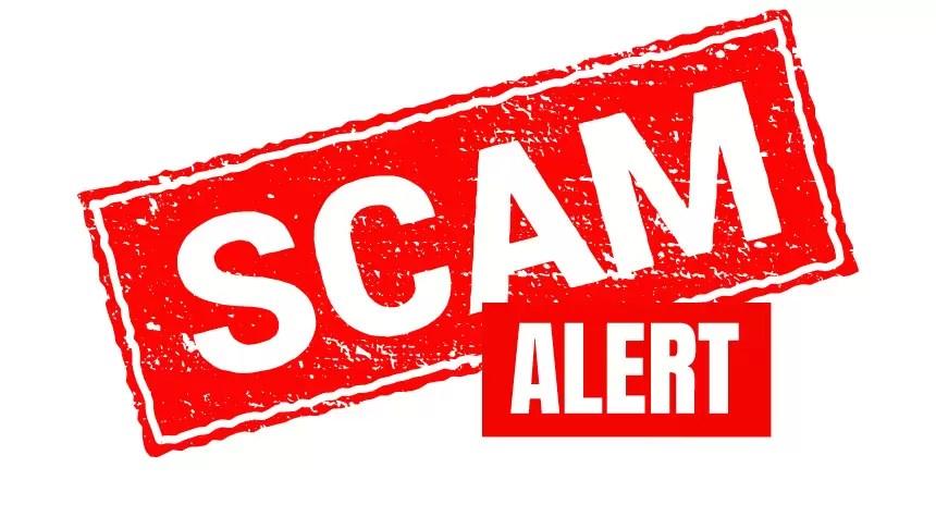 Scam Alert/Fraud Alert for April - FCP Live-In