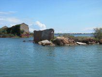 Isola sommersa Burano