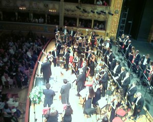orchestra tosca