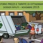 Cittadinanzattiva: I rifiuti costano ai veneziani 356 € a famiglia