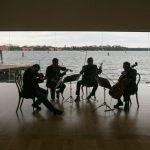 """Lo """"Squero"""": il nuovo spazio per la musica a Venezia."""
