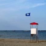 Bandiera Blu agli stabilimenti balneari del Lido