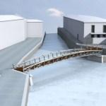 Il nuovo ponte accessibile a Venezia, in memoria di Valeria