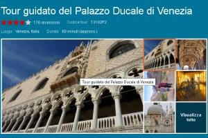 Tour di Palazzo Ducale con i Tour di Live in Venice